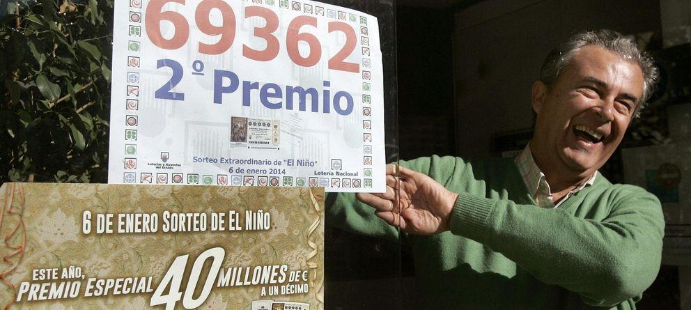 Foto: Lotería del Niño de 2014 (EFE)