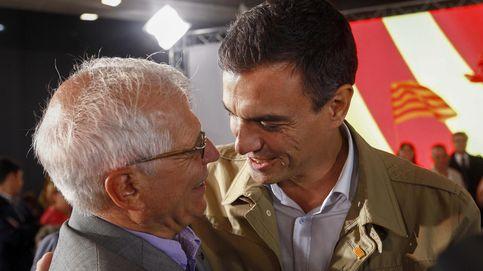 Sánchez monta su 'Gobierno en la sombra' con Borrell para Exteriores