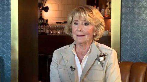 El juez rechaza imputar a Esperanza Aguirre como pedía el PSOE