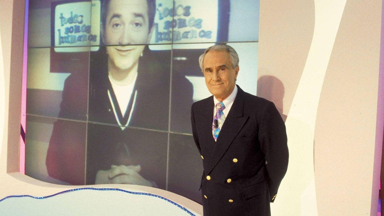 El periodista José María Carrascal. (Atresmedia)