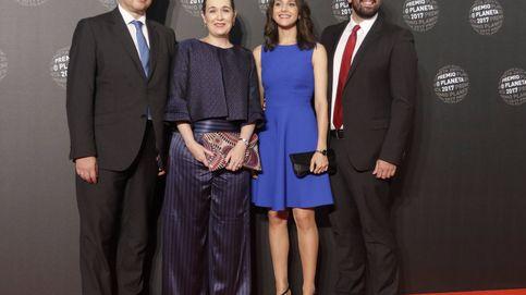 Inés Arrimadas, protagonista del Premio Planeta sin libro