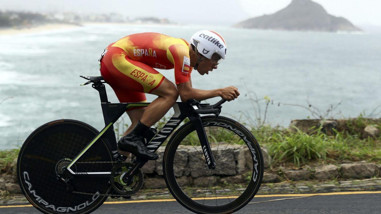 Foto: Castroviejo fue cuarto en los Juegos de Río tras un año muy duro (Bryn Lennon Pool/Reuters).