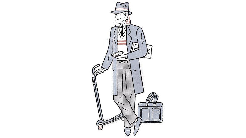 El equipaje digital del gentleman: qué 'gadgets' corresponden a cada hombre