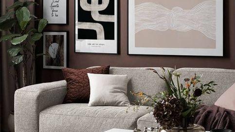 Huye del síndrome de la pared vacía con estas láminas y cuadros de Shein Home, Ikea y más