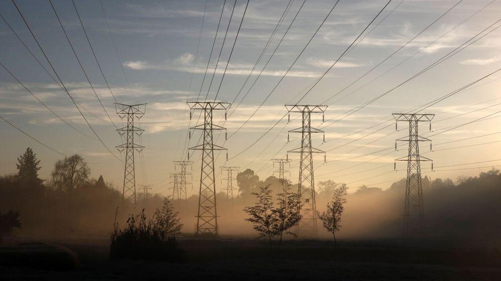 Foto: Tendido eléctrico. (EFE)