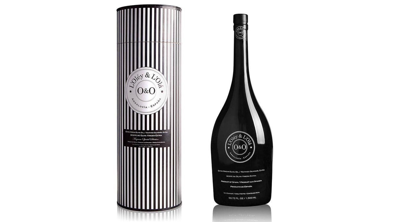 """Foto: Bajo el lema """"The Flavour of Life"""" (El Sabor de la Vida), L'Oléy & L'Olá lanza un pack premium para los amantes de productos exclusivos y gourmet. En la imagen, una de las seis propuestas."""