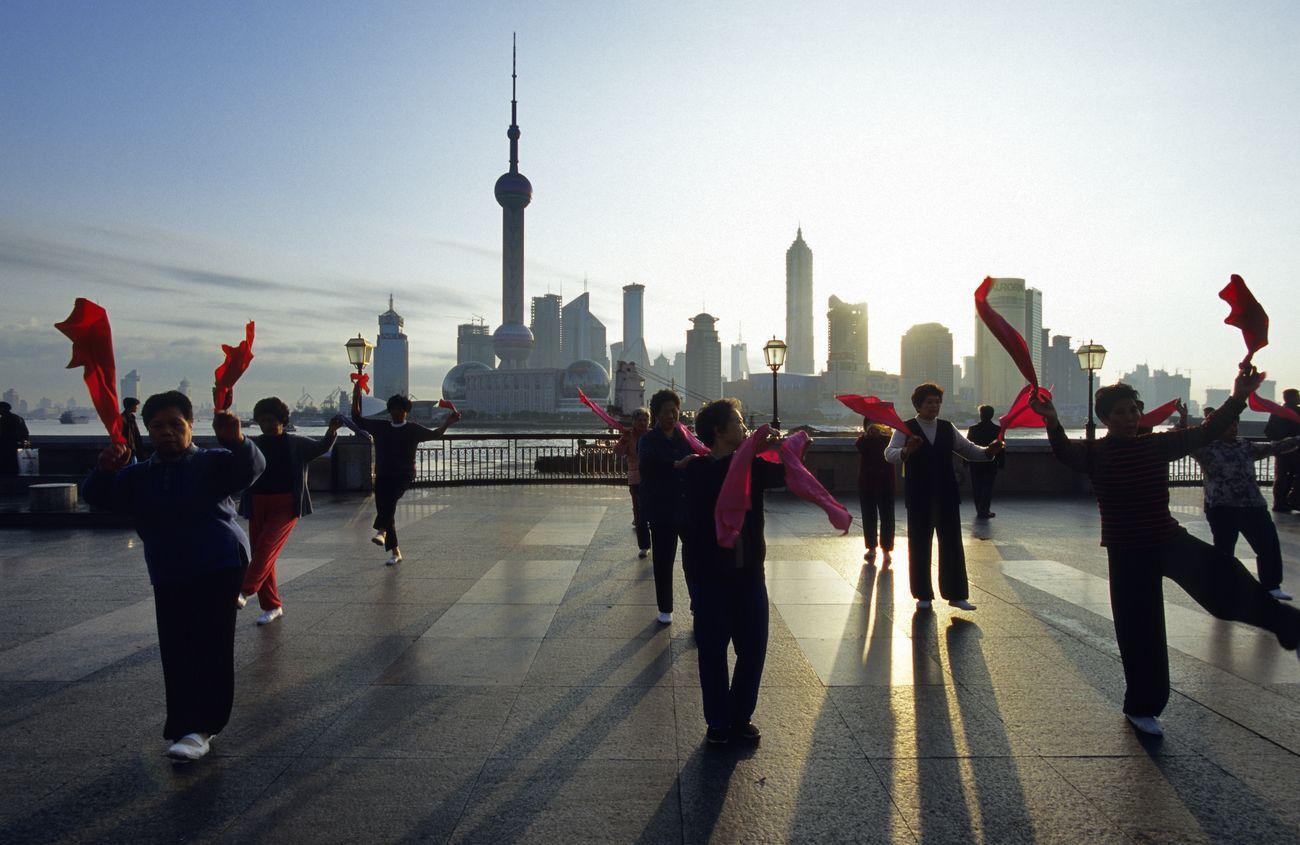 Foto: Shanghái exprés: de paseo por el Bund