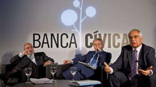 Foto: Banca Cívica prevé presentar este miércoles a la CNMV el folleto de su salida a Bolsa e iniciará el road show