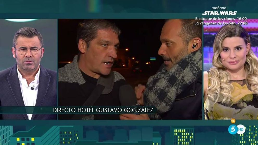 María Lapiedra pierde los papeles tras ser rechazada en directo por Gustavo