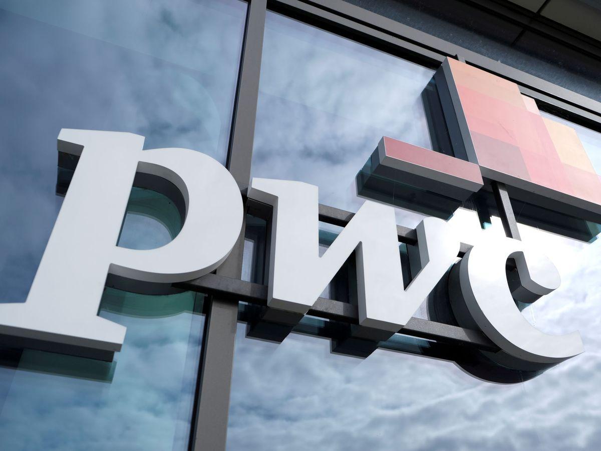 Foto: Logo de PwC. (Reuters)