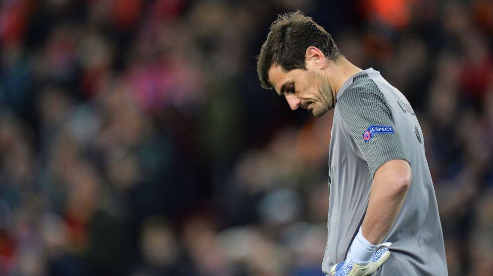 Foto: Iker Casillas no tiene por qué haber dicho su última palabra. (EFE)