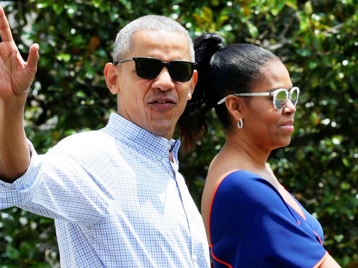 Foto: Los Obama, en una imagen de archivo. (Reuters)
