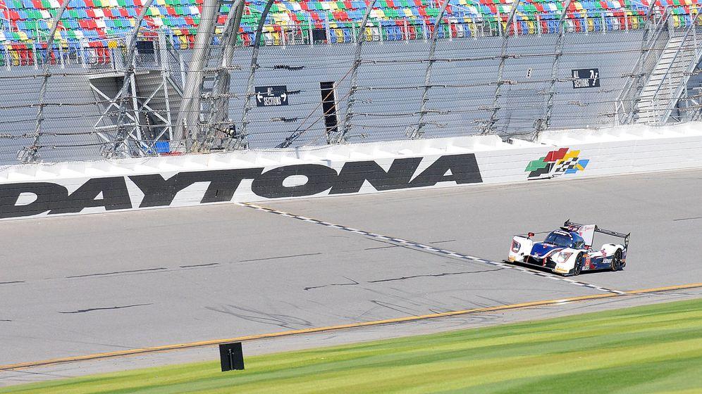 Foto: Daytona abre la temporada automovilística en Estados Unidos. (EFE)