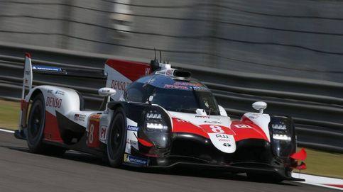 El Toyota 7 da el primer golpe y firma la pole por delante de Alonso  en Shanghái