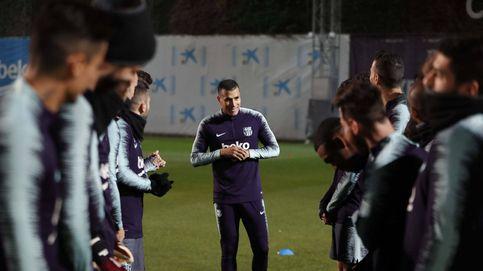 Jeison Murillo, de la regional preferente al Barça de la mano de Quique Pina