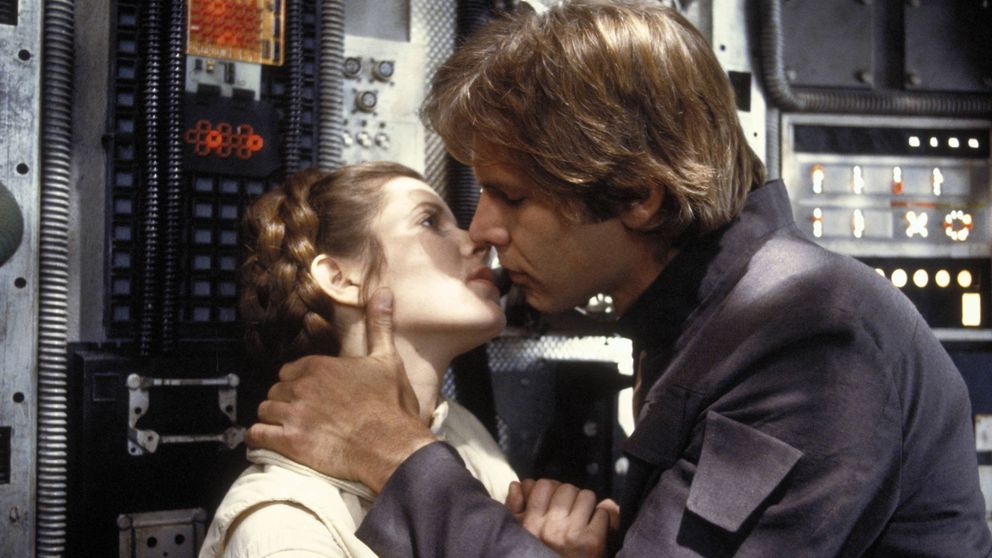 Muere Carrie Fisher (la princesa Leia de 'Star Wars') a los 60 años