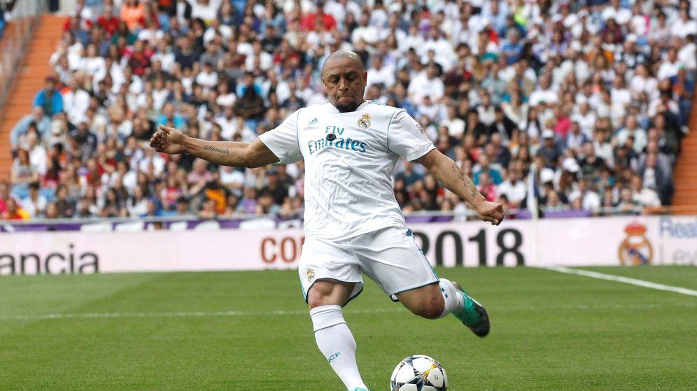 El dolor de Roberto Carlos por su confesión del Real Madrid de 'los galácticos' #realmadrid
