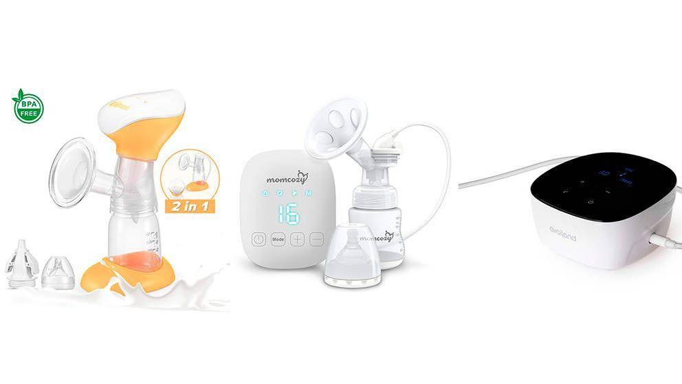 Los mejores sacaleches eléctricos del mercado para alimentar a tu bebé