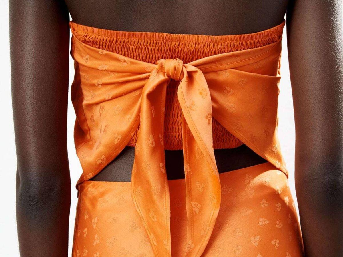Foto: Enamórate de este total look de Zara. (Cortesía)