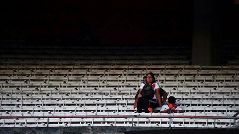 Pedradas al autobús, jugadores heridos... El River Plate-Boca Juniors, suspendido