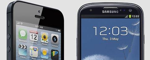 Foto: iPhone 5 o Galaxy S3: ¿cuál me compro?