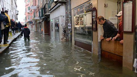 El 'agua alta' pasa factura a Venecia: mil millones para reparar el patrimonio dañado