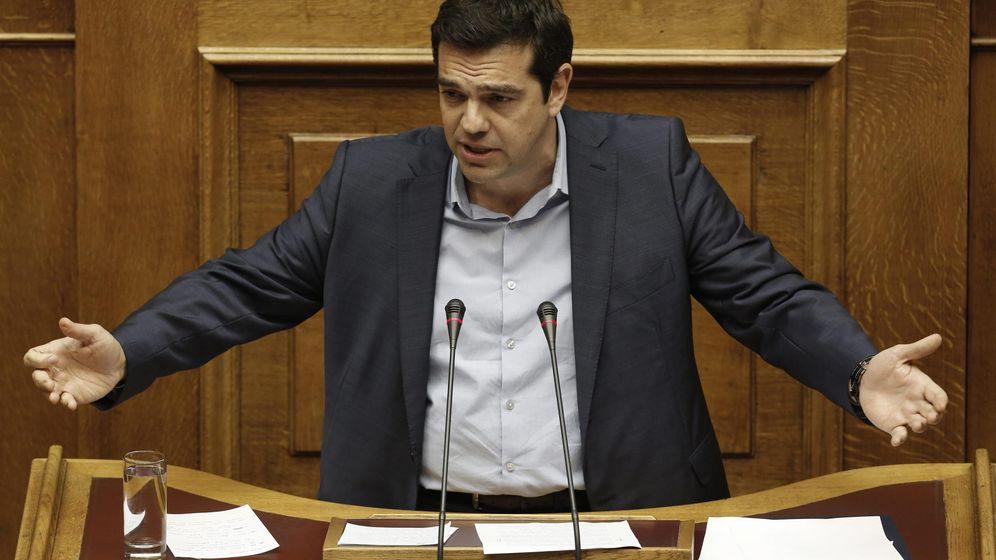 Foto: El primer ministro griego, Alexis Tsipras (EFE)