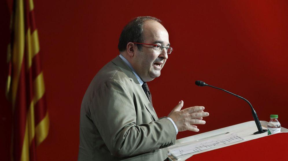 Foto: El primer secretario del PSC, Miquel Iceta, en una imagen de archivo. (EFE)