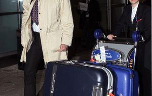 Jaime de Marichalar se va a Nueva York con su 'botones'