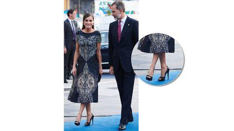 Los 38 pares de zapatos que la reina Letizia ha estrenado en 2018