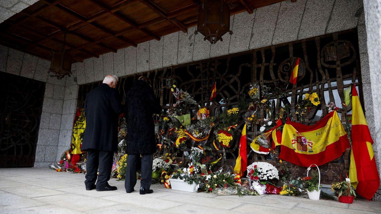 El Gobierno pone seguridad privada a la tumba de Franco: 9.680 euros al mes