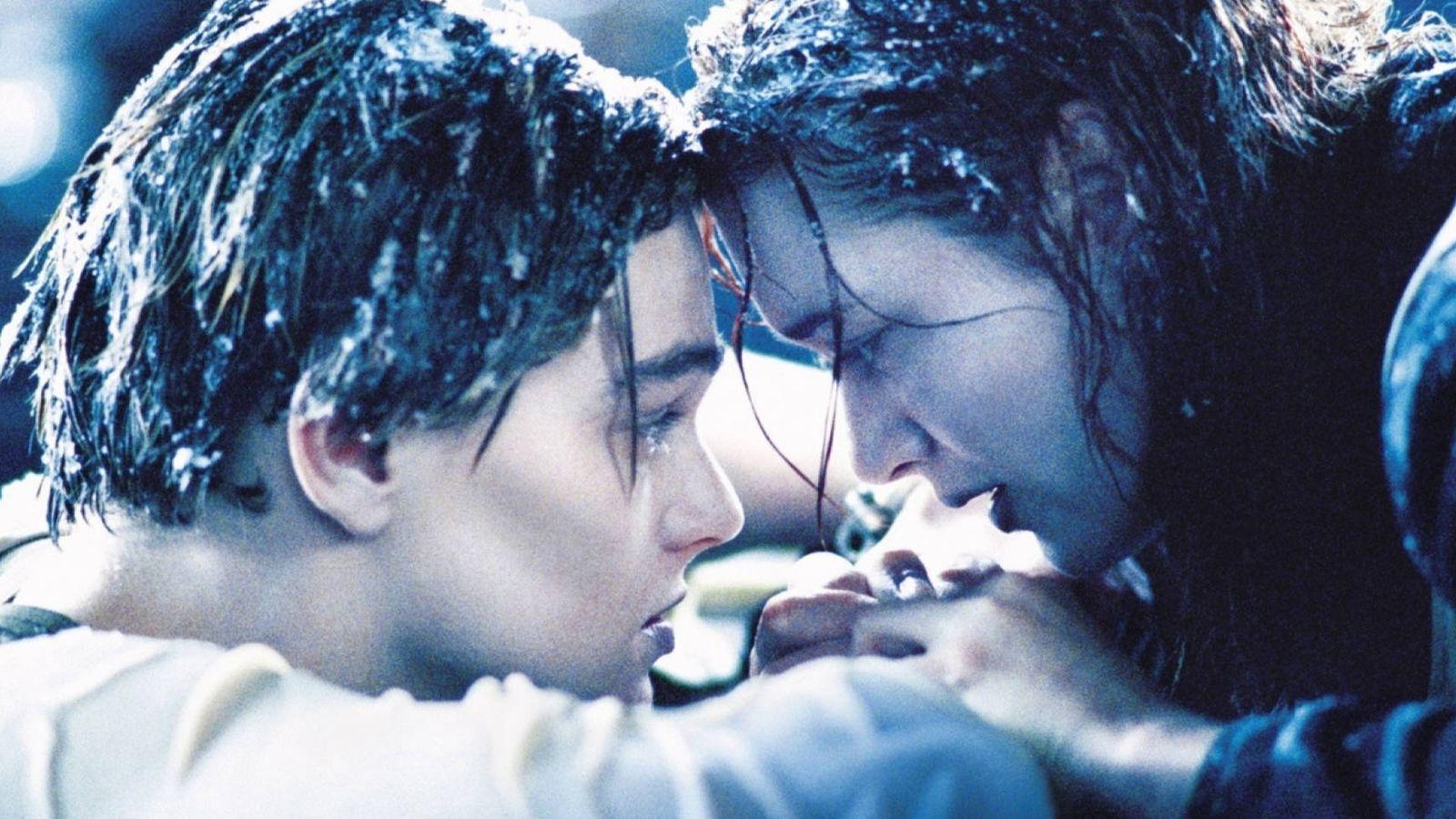 Foto: Fotograma de 'Titanic'.