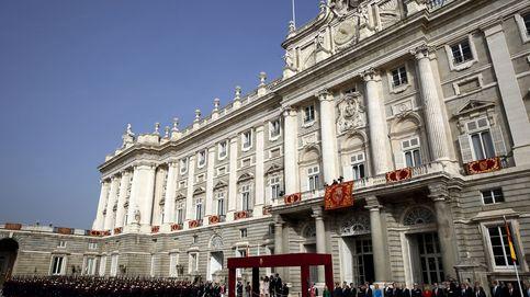 Palacio se blinda ante la visita de Estado de Israel y en plena crisis catalana