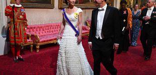 Post de Los tres homenajes 'secretos' del look de Kate Middleton en su cena con Trump
