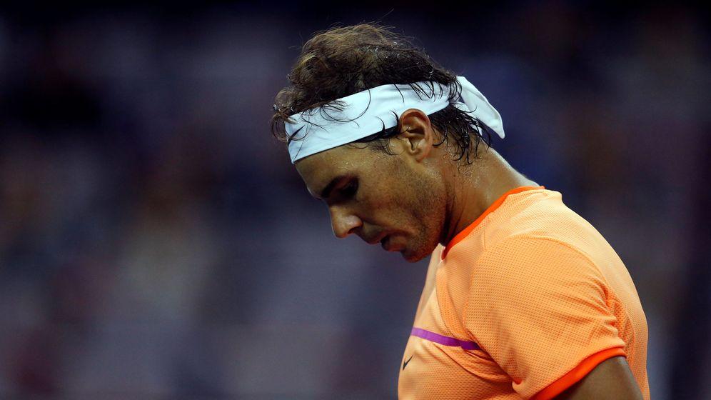 Foto: Rafa Nadal cayó derrotado en Shanghái ante Troicki (REUTERS)
