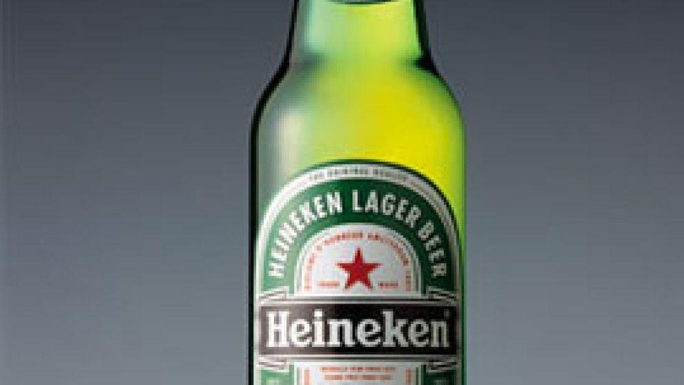 Heineken gana un 36,7% más en el primer trimestre de 2013