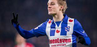 Post de La razón por la que Odegaard juega en Holanda: no pagar 40.000€ al Madrid