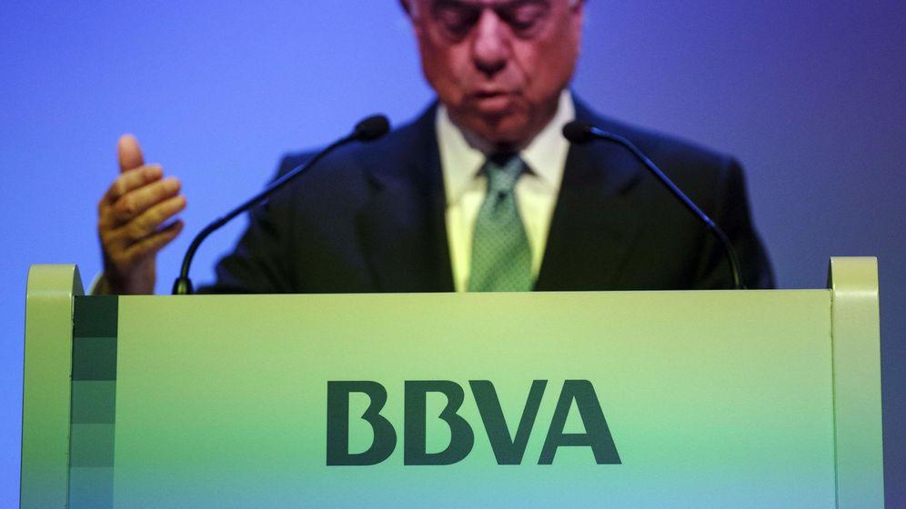 Foto: El expresidente del BBVA Francisco González (FG). (Reuters)