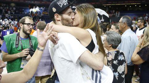 Helen celebra junto a Rudy la victoria del Madrid como campeón de Europa