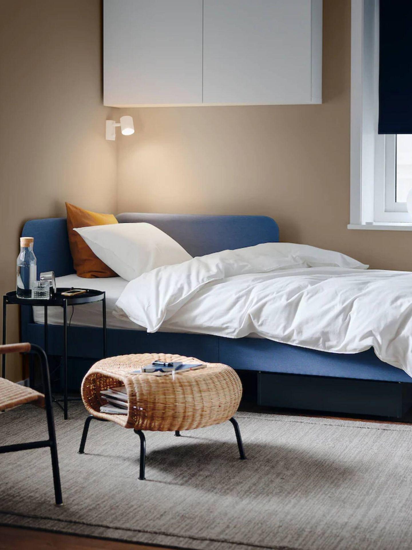 Ikea nos ofrece este mueble como solución para las casas pequeñas. (Cortesía)