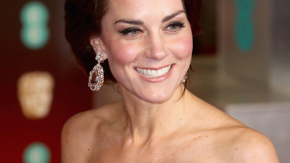 Kate Middleton en los BAFTA: diosa, hada y supermamá