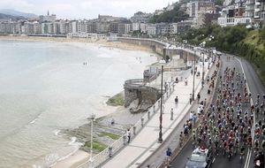 Valverde ahoga las penas del Tour ganando la Clásica de San Sebastián
