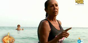 Post de Isabel Pantoja hunde a Omar Montes en 'Supervivientes 2019' con burlas y mofas