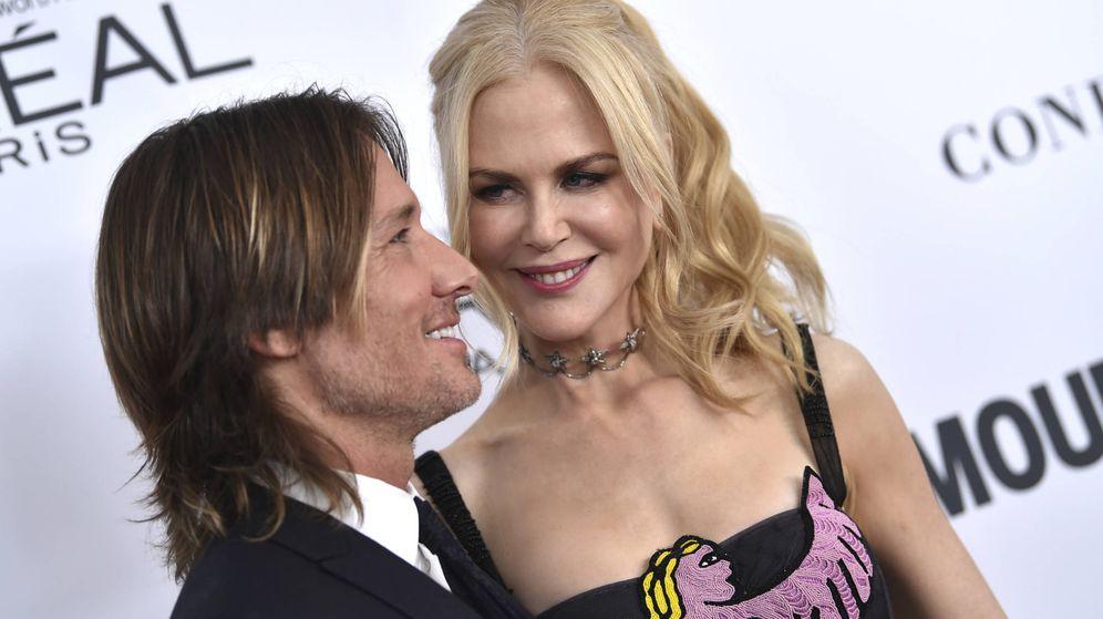 Foto: Nicole Kidman y Keith Urban en una imagen de archivo. (Gtres)