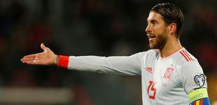 Post de Ni olvido ni perdón: Malta abuchea a Sergio Ramos por su episodio con Salah