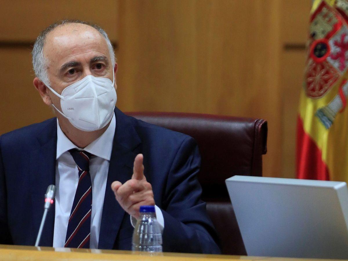 Foto: El secretario de Estado de Política Territorial y Función Pública, Francisco Hernández Spínola. (EFE)