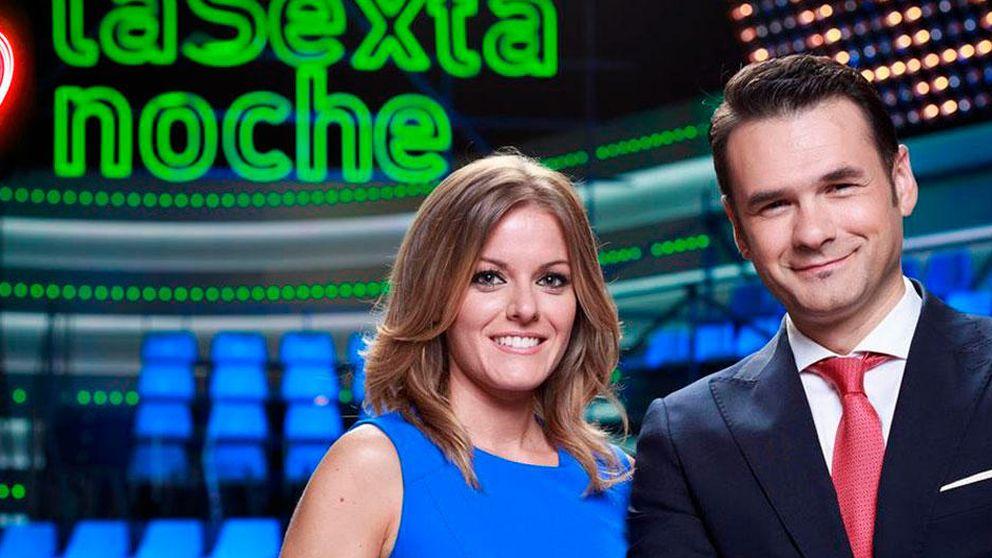 Iñaki López y Andrea Ropero: el amor que nació al calor de 'La Sexta Noche'