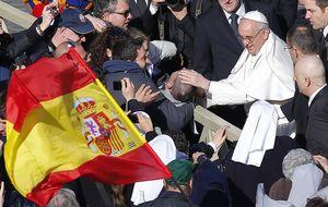 El Vaticano, con Francisco: adiós Goethe, hola Cervantes