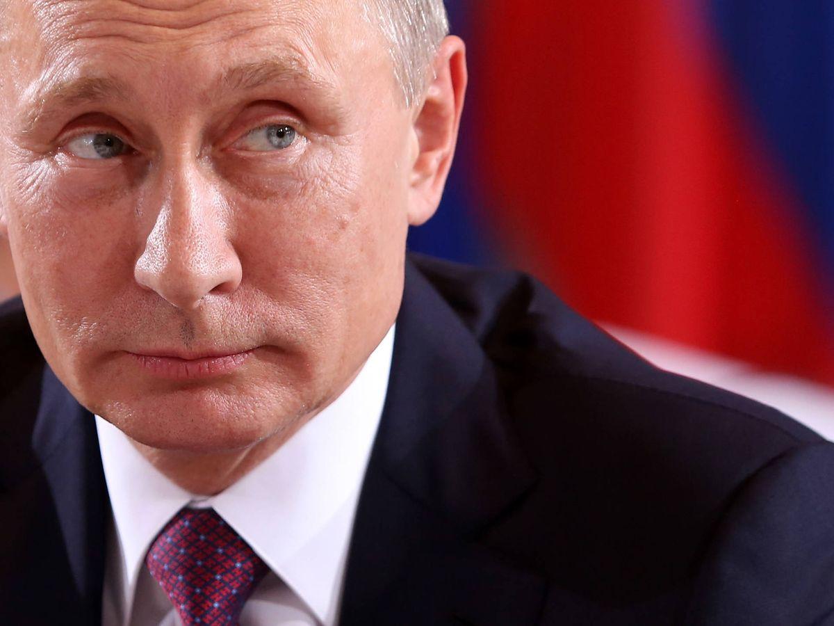 Foto:  Vladimir Putin. (Getty)