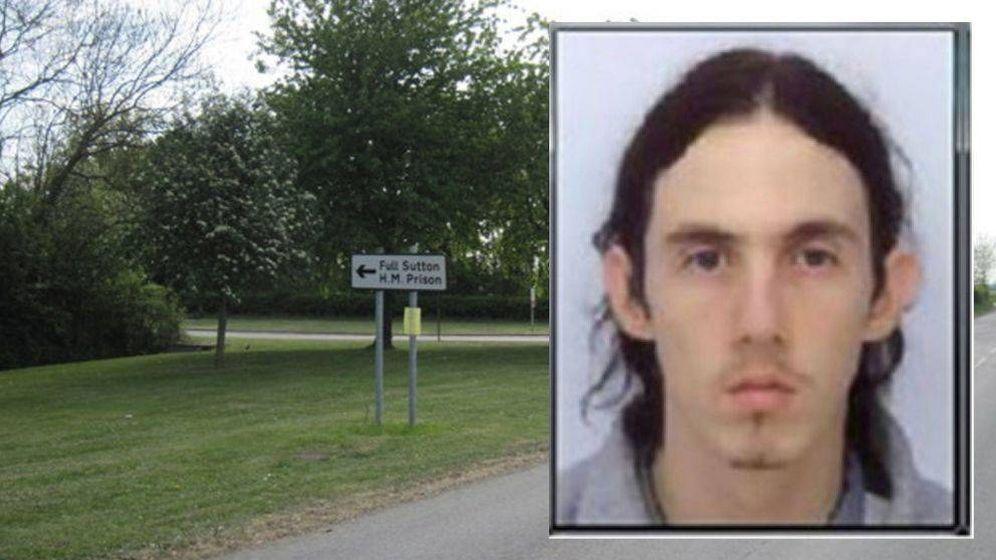 Foto: Richard Huckle murió tras ser apuñalado en su celda. (Reuters)